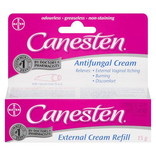 Picture of CANESTEN EXTERNAL CREAM 1% 15GR