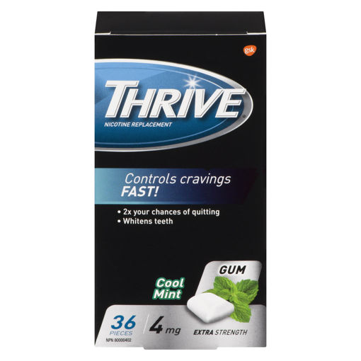 Picture of THRIVE GUM - MINT 4MG 36S