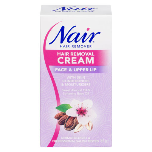 Picture of NAIR DEPILATORY CREAM - FACE 57GR