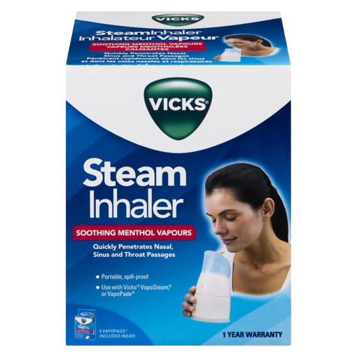 Picture of VICKS VAPO STEAM PERSONAL INHALER