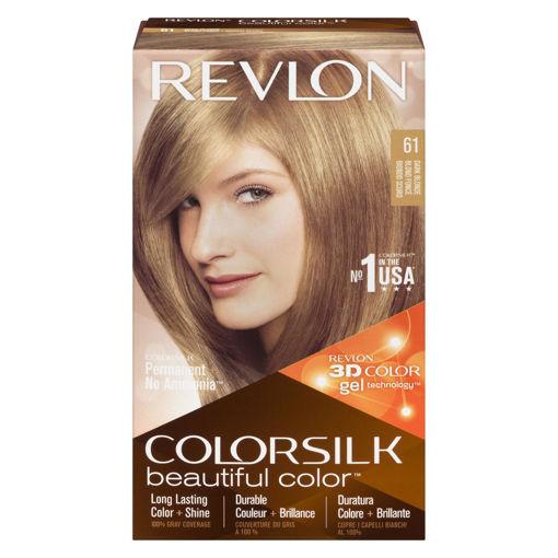 Picture of REVLON COLORSILK HAIR COLOUR - DARK BLONDE 61