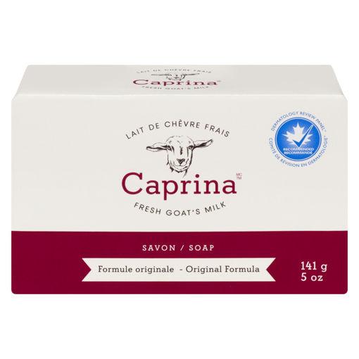 Picture of CAPRINA GOATS MILK BAR SOAP - ORIGINAL 141GR