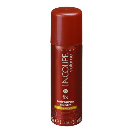 Picture of LA COUPE VOLUME HAIR SPRAY -FIRM HOLD - TRAVEL SIZE 60ML