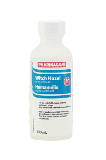 Picture of PHARMASAVE WITCH HAZEL 100ML