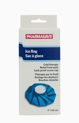 Picture of PHARMASAVE ICE BAG - BLUE
