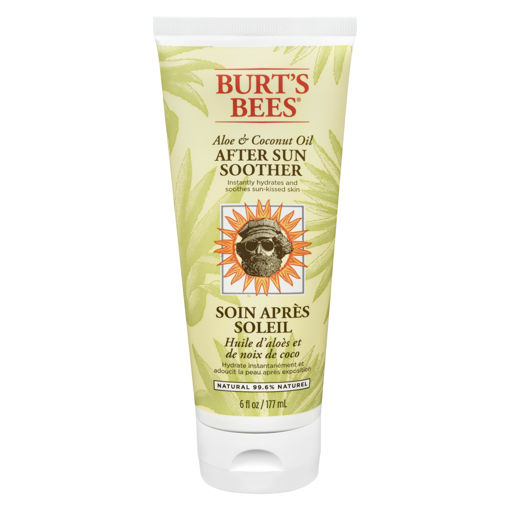 Picture of BURTS BEES AFTER SUN - ALOE - SOOTHER 175ML