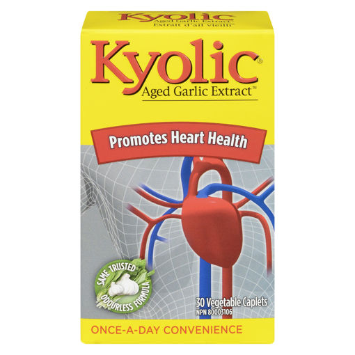 Picture of KYOLIC ONCE-A-DAY - CARDIO CAPSULE 30S