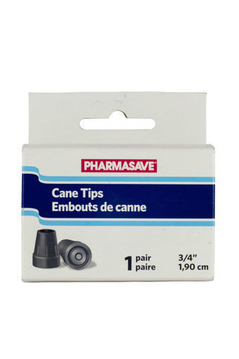 Picture of PHARMASAVE CANE TIP #18 3/4IN