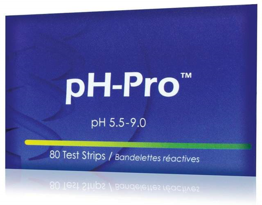 Picture of CAN PREV PH PRO STRIPS  PH 5.5 - 9.0 - TEST STRIPS 80S