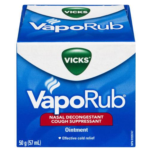 Picture of VICKS VAPORUB - ORIGINAL 57ML