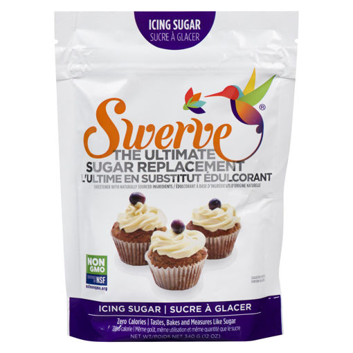 Picture of SWERVE ICING SUGAR 340GR