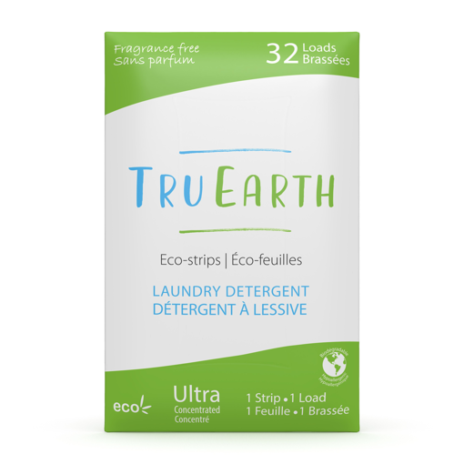 Picture of TRU EARTH ECO STRIPS - UNSCENTED 32 LOADS