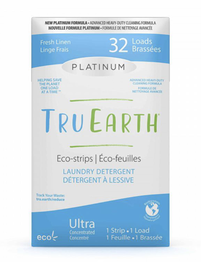 Picture of TRU EARTH PLATINUM LAUNDRY DETERGENT - FRESH LINEN 32 LOADS