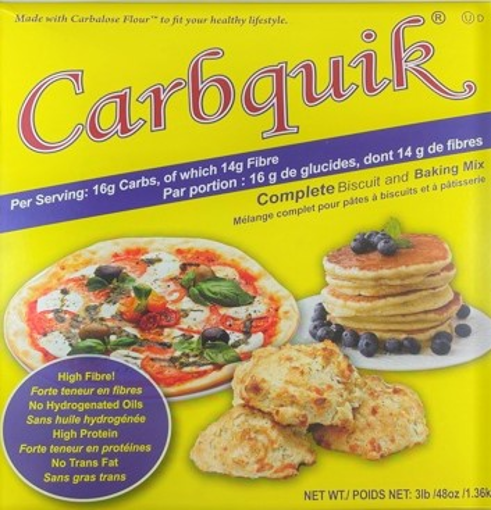 Picture of CARBQUIK BISCUIT AND BAKING MIX 1.36KG