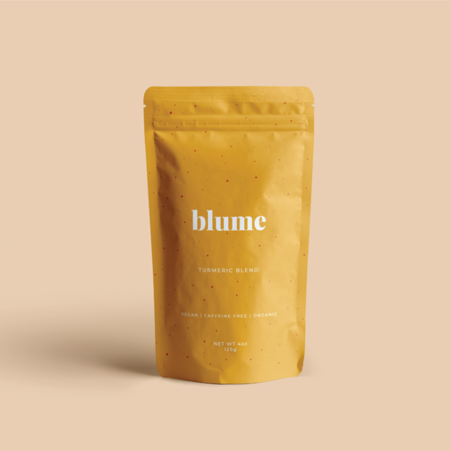 Picture of BLUME TURMERIC BLEND 125G