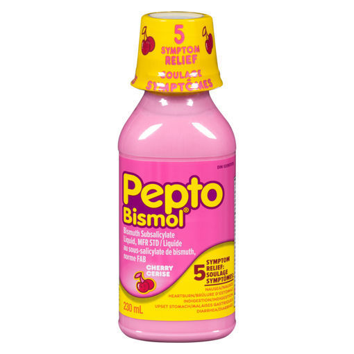 Picture of PEPTO BISMOL - CHERRY 230ML